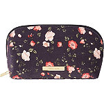 Baroque Velvet Medium Clutch