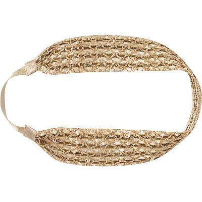 ScünciHeadbands of Hope Bronze Textured Headwrap