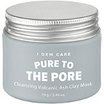 I Dew Care Pure To The Pore Cleansing Volcanic Ash Clay Mask