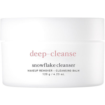 MEMEBOX Nooni Deep-Cleanse Snowflake Cleanser