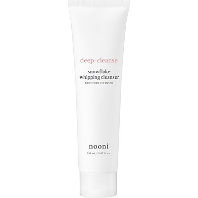 MEMEBOX Nooni Snowflake Whip Cleanser