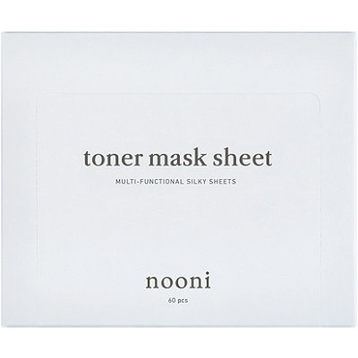 MEMEBOX Nooni Toner Mask Sheets