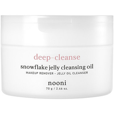 MEMEBOXNooni Deep-Cleanse Snowflake Jelly Cleansing Oil