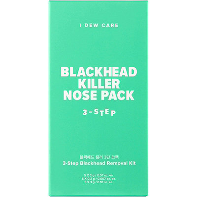 MEMEBOX I Dew Care Blackhead Killer 3-Step