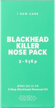 Blackhead Killer 3-Step Nose Pack