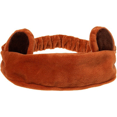 MEMEBOXI Dew Care Bear Headband Brown