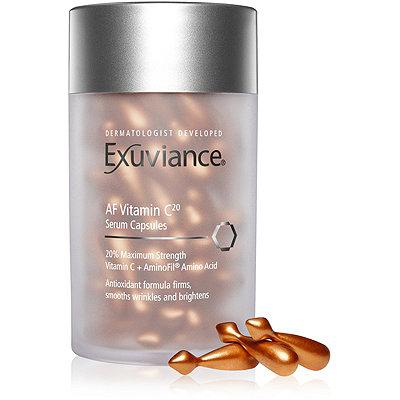 ExuvianceAF Vitamin C20 Serum Capsules