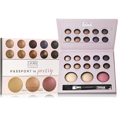 Laura Geller Online Only Passport To Pretty Travel Palette