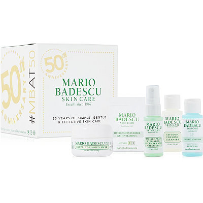 Online Only FREE 6 Pc Gift w/any $35 Mario Badescu purchase