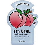 I%27m Real Peach Sheet Mask