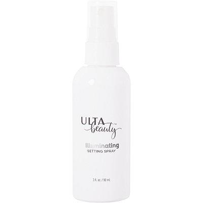 ULTAIlluminating Makeup Setting Spray
