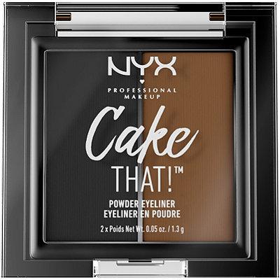 NYX Professional MakeupCake That%21 Powder Eyeliner