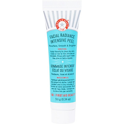 First Aid BeautyFREE Facial Radiance Intensive Peel w/any $35 First Aid Beauty purchase