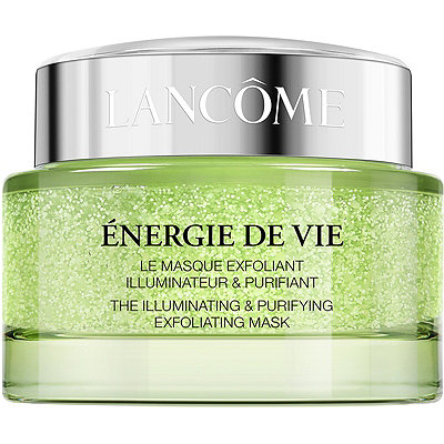 LancômeÉnergie de Vie The Illuminating & Purifying Exfoliating Mask