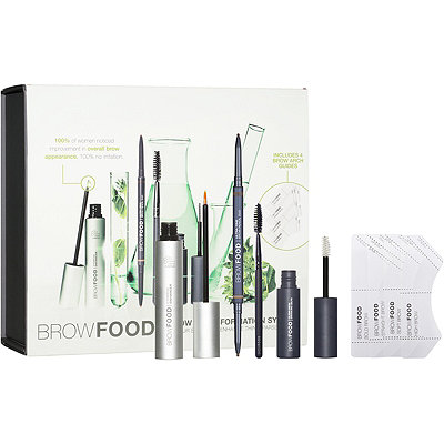 LashFood Online Only BrowFood%2C Brow Transformation System
