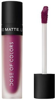 4554dc9c5dba7 Matte Liquid Lipstick