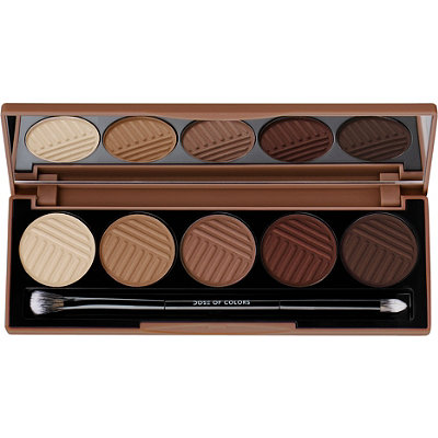 Dose Of Colors Online Only Baked Browns Eyeshadow Palette