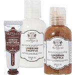 Online Only FREE deluxe Umbrian Truffle Trio w%2Fany %2450 Skin%26Co. purchase