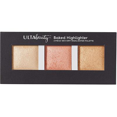 ULTABaked Highlighter Palette