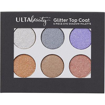 ULTAGlitter Top Coat Palette
