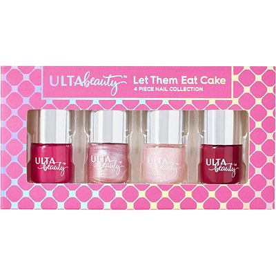 ULTALet Them Eat Cake 4 Pc Nail Collection