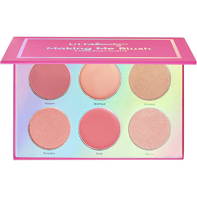 ULTA Making Me Blush Palette