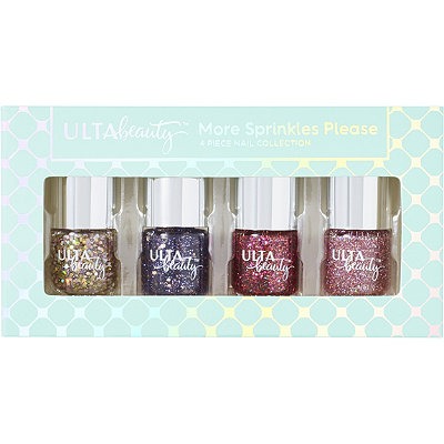 ULTAMore Sprinkles Please 4 Pc Nail Collection