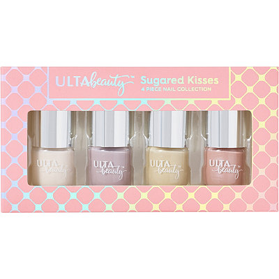 ULTA Online Only Sugared Kisses 4 Pc Nail Collection
