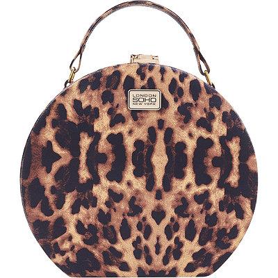 Cheetah Round Case