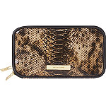 Serpentine Dream Double Zip Organizer