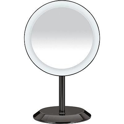 ConairBlack Chrome 5X LED Mirror