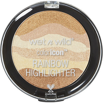 Wet n WildOnline Only Color Icon Rainbow Highlighter