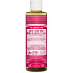 Rose Pure-Castile Liquid Soap