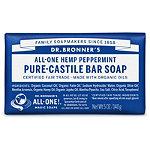 Peppermint Pure-Castile Bar Soap