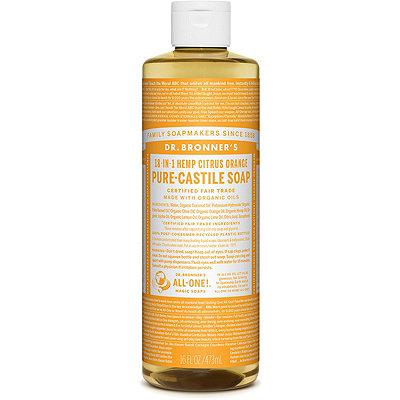 Dr. Bronner'sCitrus Pure-Castile Liquid Soap