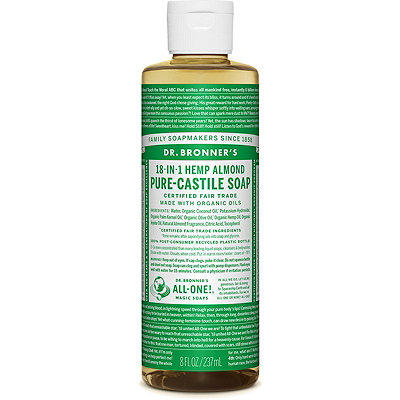Dr. Bronner'sAlmond Pure-Castile Liquid Soap