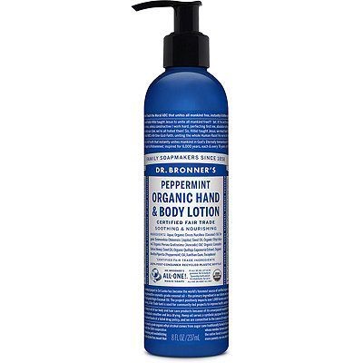 Dr. Bronner's Peppermint Lotion