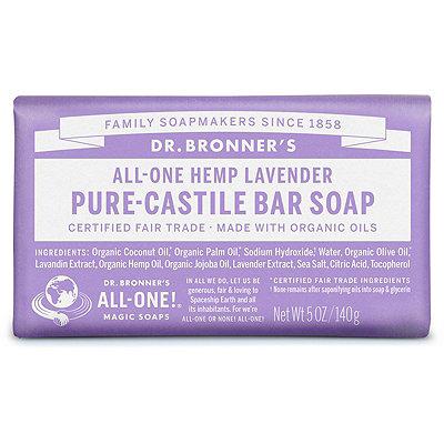 Dr. Bronner'sLavender Pure-Castile Bar Soap
