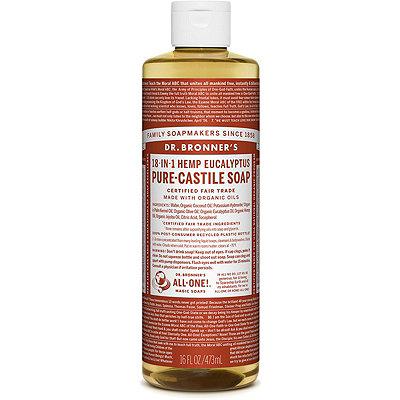 Dr. Bronner'sEucalyptus Pure-Castile Liquid Soap