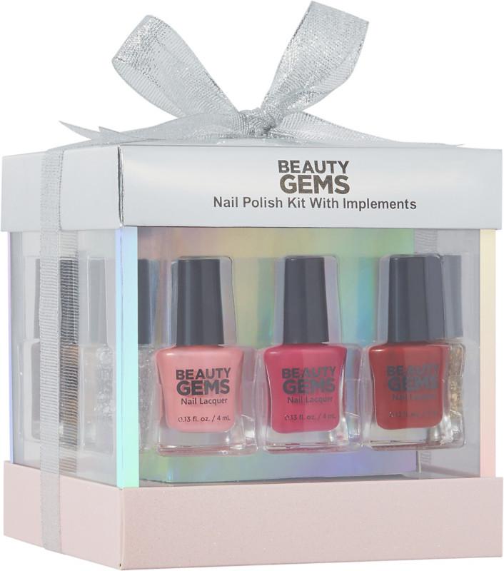 Nail Polish Kit with Implements | Ulta Beauty