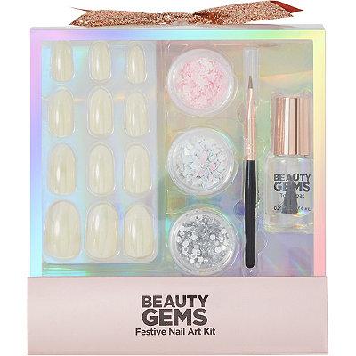 Beauty GemsFestive Nail Art Kit