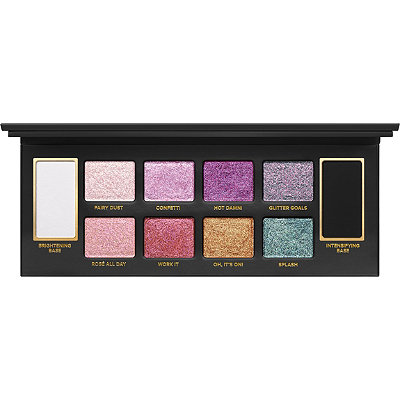 Too Faced Glitter Bomb Prismatic Glitter Eyeshadow Palette