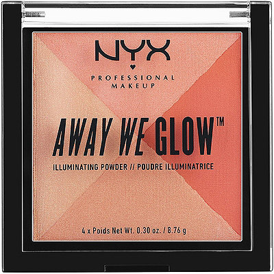 NYX Professional MakeupAway We Glow Illuminating Powder