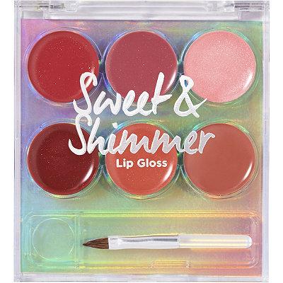 Sweet & ShimmerLip Gloss Palette