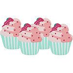 Mini Cupcake Nail Files