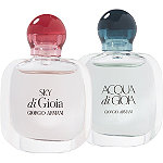 Online Only FREE 2 Pc Gift w/any Giorgio Armani purchase