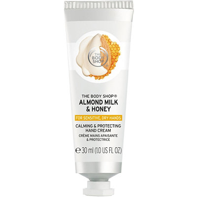 The Body ShopAlmond Milk & Honey Calming & Protecting Hand Cream