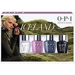Iceland Infinite Shine Nail Lacquer Collection Mini 4 pk