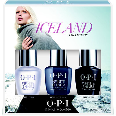 OPIIceland Infinite Shine Nail Lacquer Collection Tri Pack %232