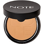 Note Cosmetics Online Only Luminous Silk Compact Powder 06 Dark Honey